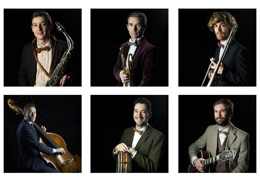 Le Jacks'&'Jills Swing Band